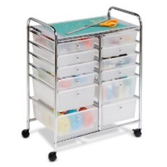 Honey Can Do Organizer Cart